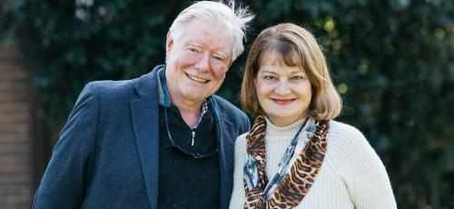 Jenny and Bruce Dennis